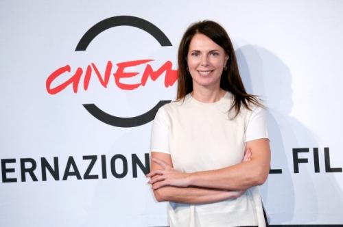 """ROMA FILM FEST - """"E LA CHIAMANO ESTATE"""" - ROMA CINEMA FEST 2012 - FESTIVAL INTERNAZIONALE DEL CINEMA DI ROMA SETTIMA EDIZIONE. PHOTOCALL DEL FILM """"E LA CHIAMANO ESTATE"""" NELLA FOTO SONIA RAULE"""